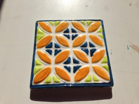 Final Clay Tile image from Josh Burker