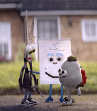 image from Rock, Paper, Scissors video by Android