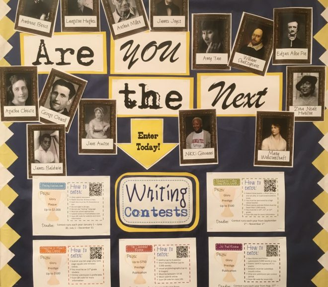 Awesome way to promote writing in the classroom and have a meaningful activity for students who finish their work early.