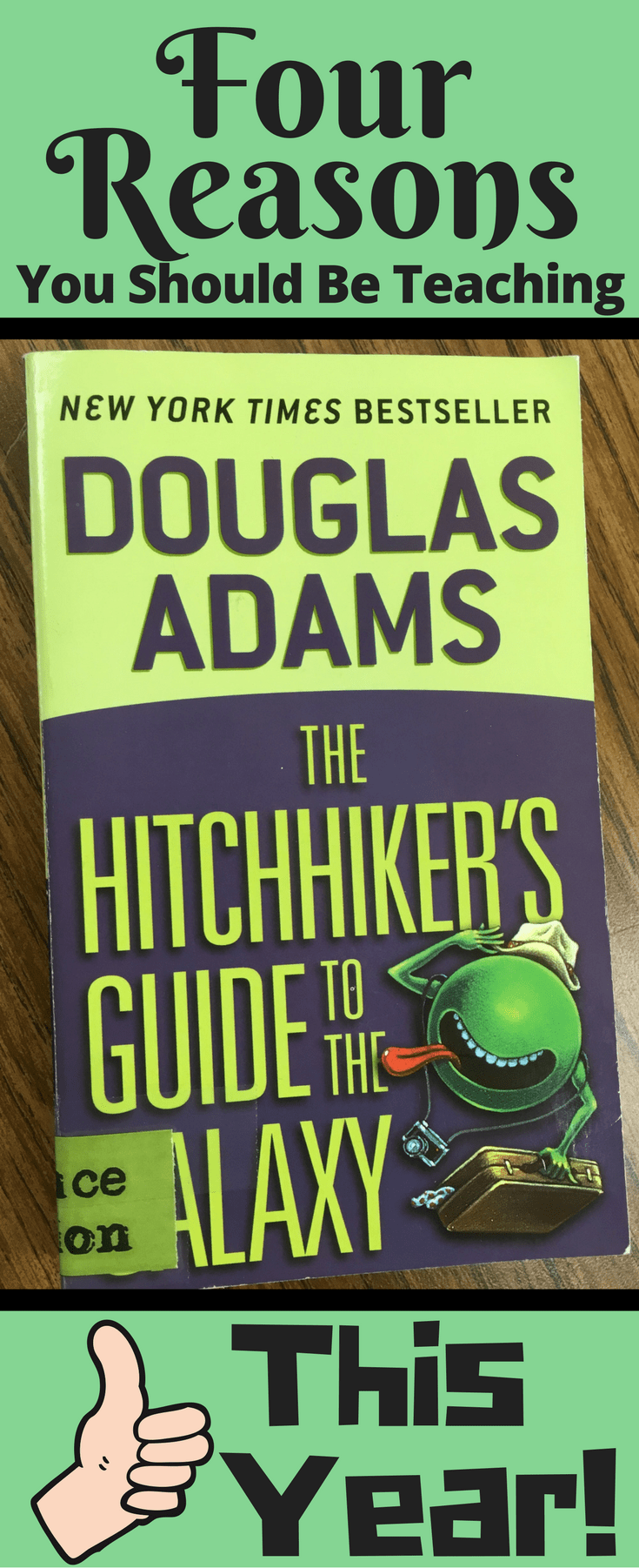 hitchhikers guide to the galaxy satire essay