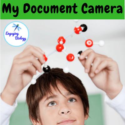 6 Reasons Why I Love My Document Camera!