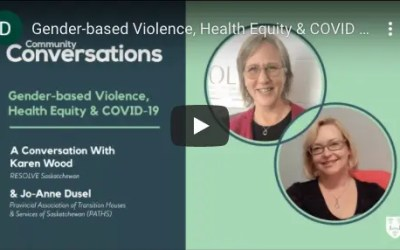 COVID-19, gender-based violence and health equity: Responding to the needs of individuals experiencing intimate violence in the context of a pandemic.