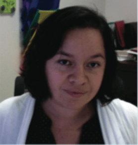Engaging Mathematics Faculty Partner Milena Cuellar