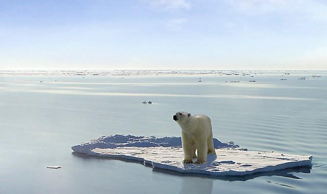 Global Warming: A Zonal Energy Balance Model. Photo credit: Gerard Van der Leun (CC BY-NC-ND 2.0)