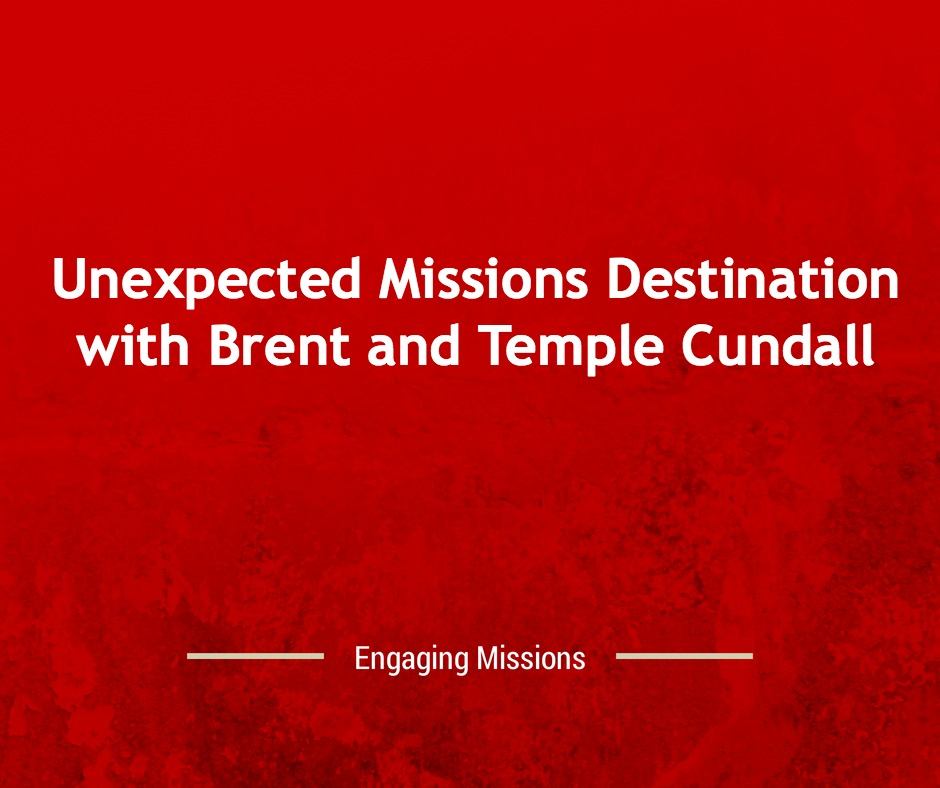 EM015: Uncommon Missions Destination with Brent and Temple