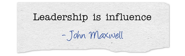 Leadership-is-influence
