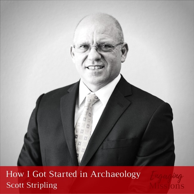 How Scott Stripling Got Started as a Biblical Archaeologist and Educator