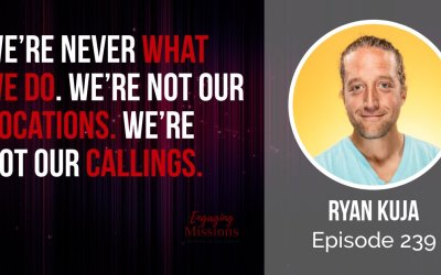 How to Heal from Collapse in Ministry, with Ryan Kuja – Author of From the Inside Out – EM239