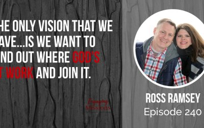 Every Door, Every Heart: Following God of the Harvest, with Ross Ramsey – EM240