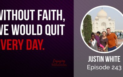 What Happens When We Walk in Obedience to God?, with Justin White – EM243