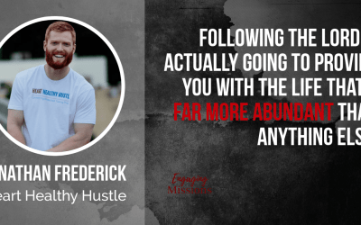 Heart Healthy Hustle and How to Trust God in the Risks, with Jonathan Frederick – EM254
