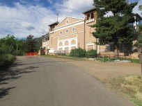The Auditorium at Colorado Chautauqua.