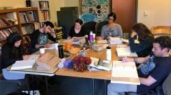 Studio 70 workshop at Edah - August