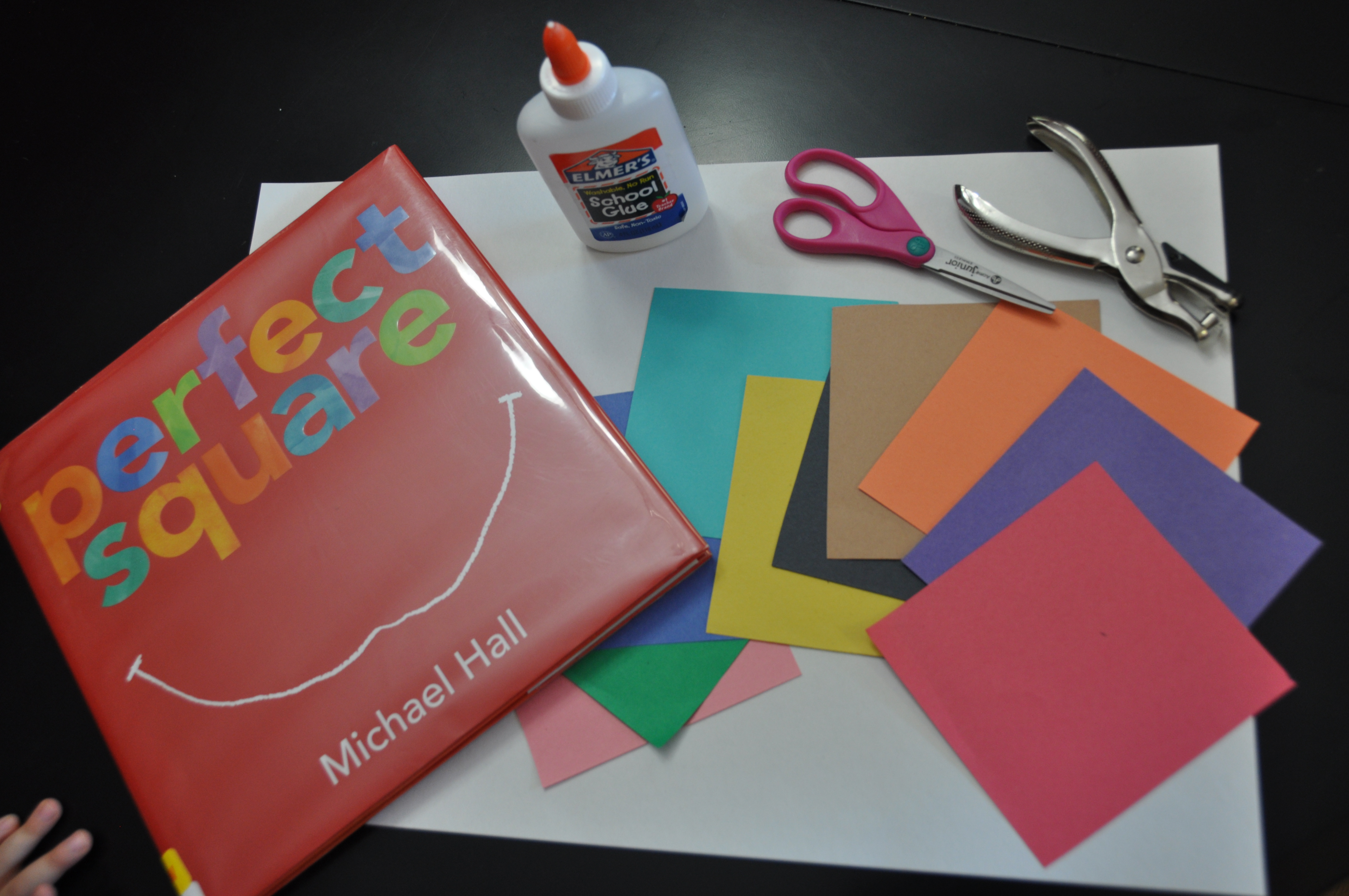Activity For Perfect Square By Michael Hall