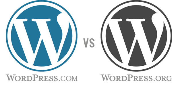 WordPeress.com Vs WordPress.org