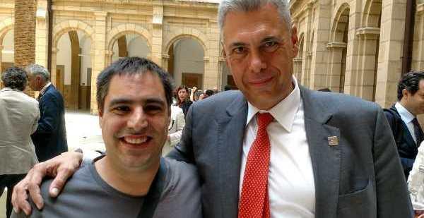 Gorka Goikoetxea y Enrique Dans