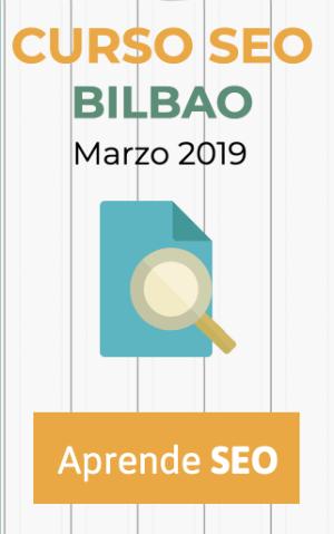 Curso SEO Bilbao