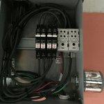 Combiner Box with Surge Arrestor