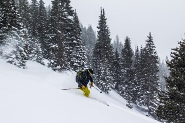 Mission Jones Pass 3Jan2015 Turns 2