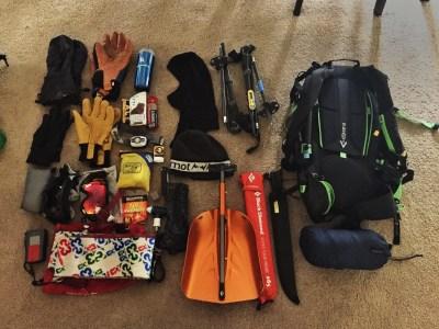 Backcountry Gear Essentials 1