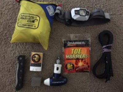 Backcountry Gear Essentials 3