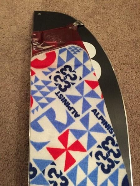 G3 Splitboard skins 4