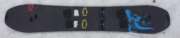 2016 G3 Scapegoat carbon splitboard Review