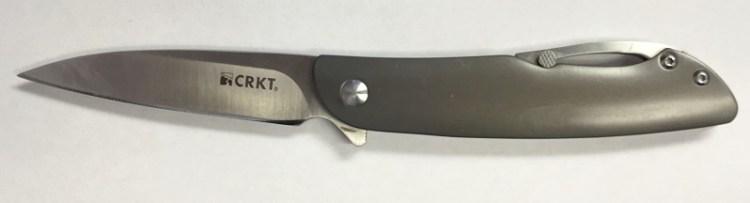 Engearment Ode to Gear Knives CRKT Swindle Ken Onion