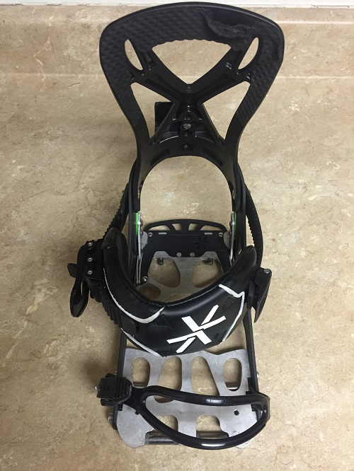 Karakoram Prime splitboard bindings