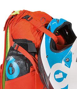 Osprey Hydraulics Hydration Pack Zealot 15 full face helmet armor