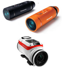 Panasonic HX-A1 TomTom Bandit Action Camera