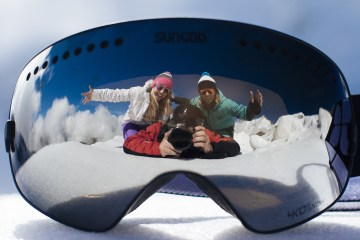 sungod revolt custom goggles kickstarter