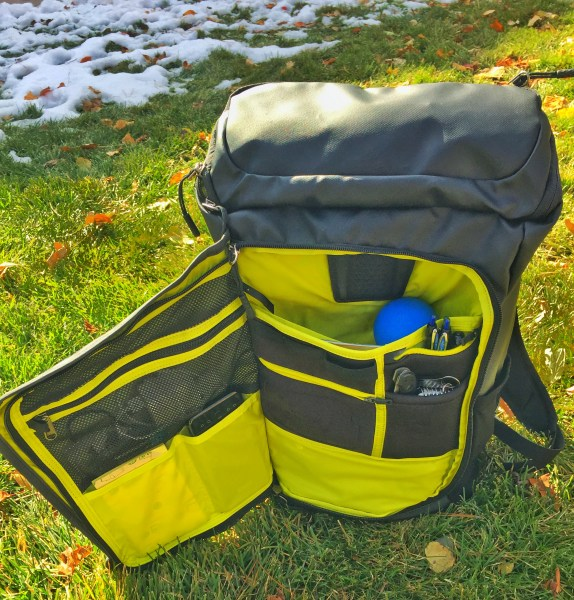 The North Face Kaban Charged Laptop Backpack