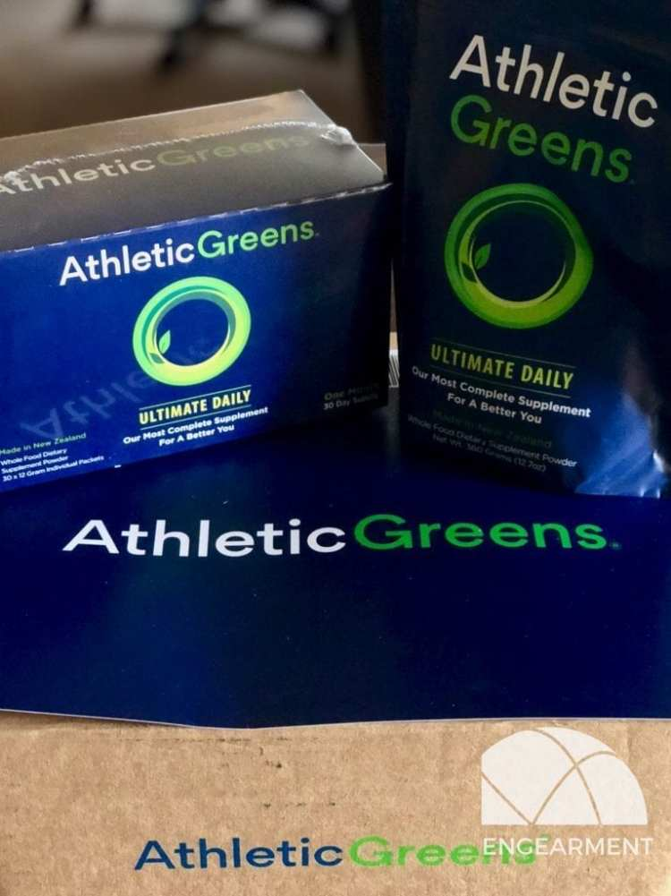 Athletic Greens - More than just a green drink 2
