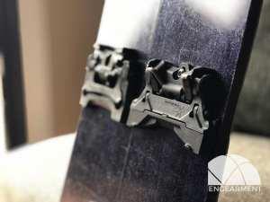 Karakoram Prime X Carbon splitboard bindings