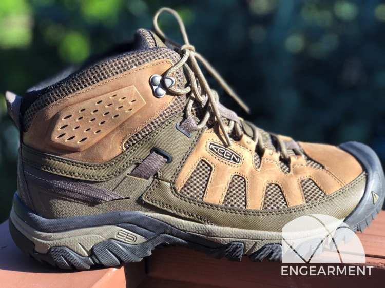 Keen Targhee boot review
