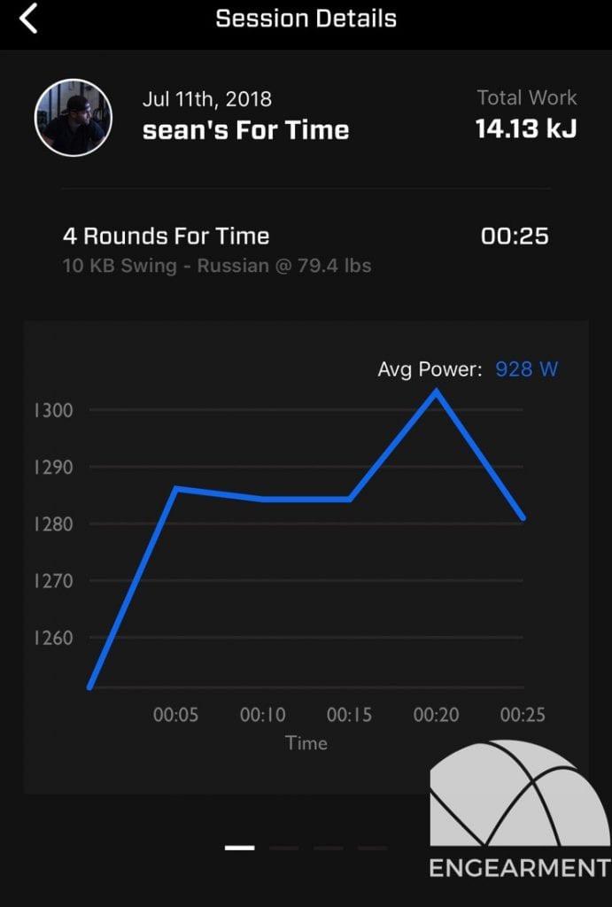 NEXUS fitness app and PUSH band 2.0