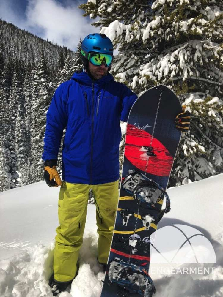 Never Summer Swift Splitboard
