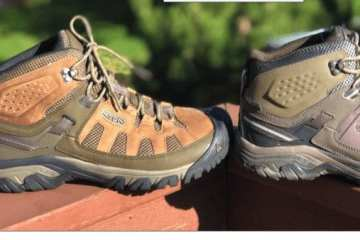 KEEN Targhee Vent and EXP Boots - Two New Updates to the Targhee Collection 18