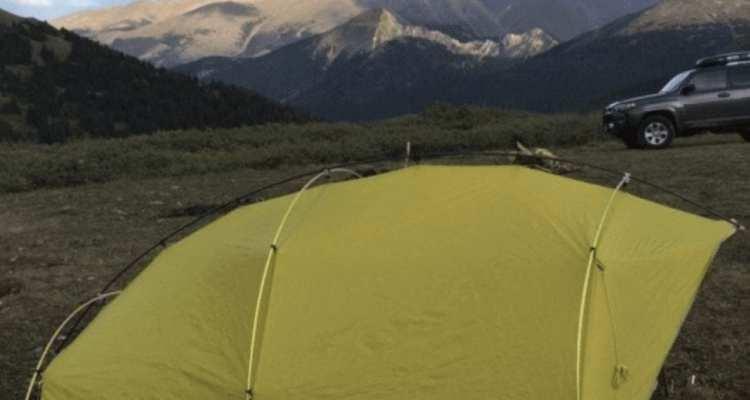 Sierra Designs Convert Tent Review - 4-Season Strength, 3-Season Weight 1