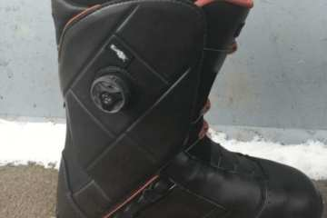 K2 Adds a Plus and Much More to the Maysis Snowboard Boots 2