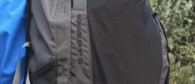 Mountain Hardwear Scrambler RT OutDry 35 Backpack - Waterproof Gear Carry 1