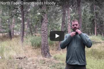 Your New Favorite Hoody?  The Canyonlands from The North Face 6