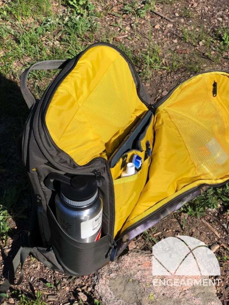 The North Face Kaban Backpack review