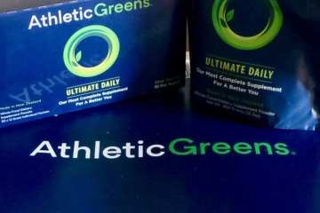 Athletic Greens - More than just a green drink 6
