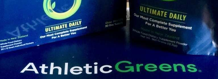 Athletic Greens - More than just a green drink 1