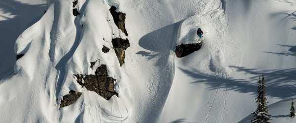 Women's Adventure Film Skier: Nat Segal Location: Selkirk Tangiers HeliSkiing, Selkirk Mountains, BC