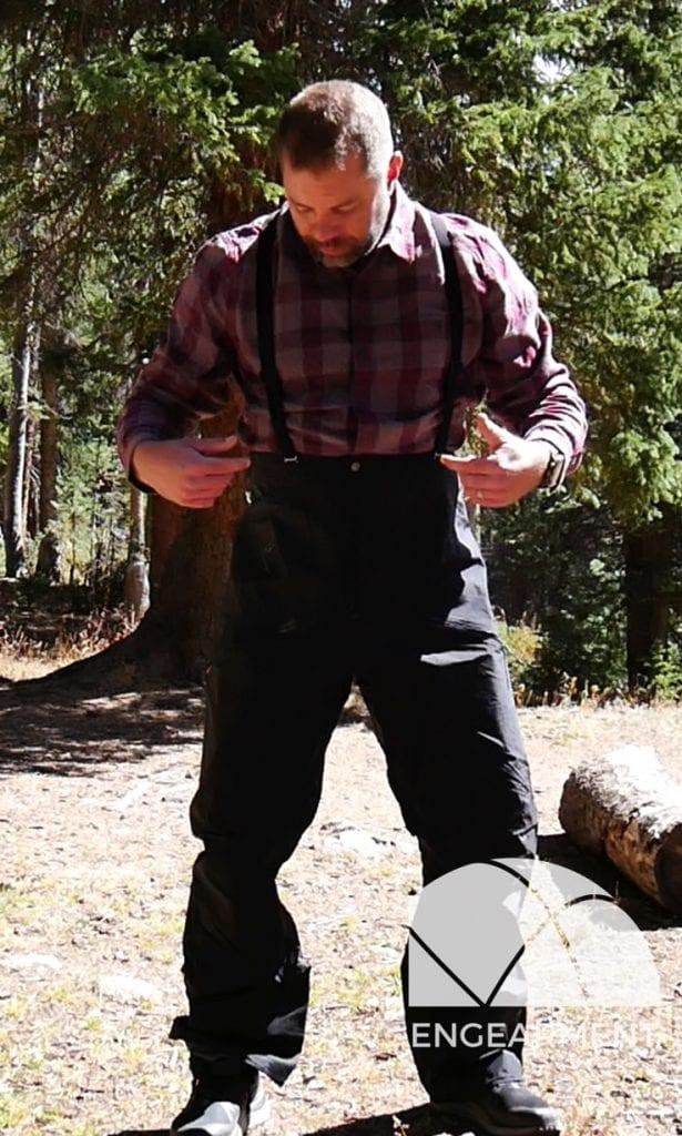 Patagonia PowSlayer Bibs - Recycled Gore-Tex Pro Powder Control 1
