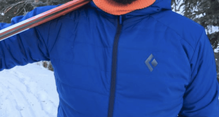 Black Diamond First Light Hoody