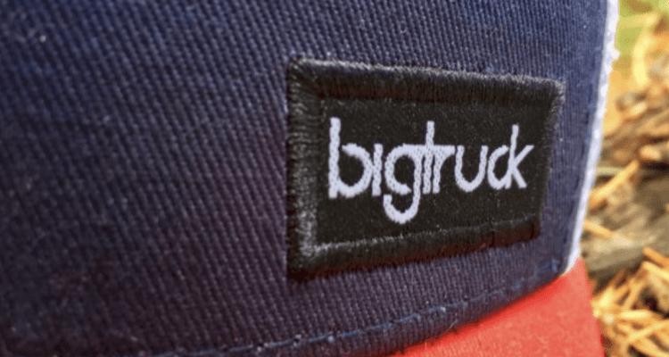 248a210f1c1 bigtruck Trucker Hats - The Perfect Trucker  - Engearment